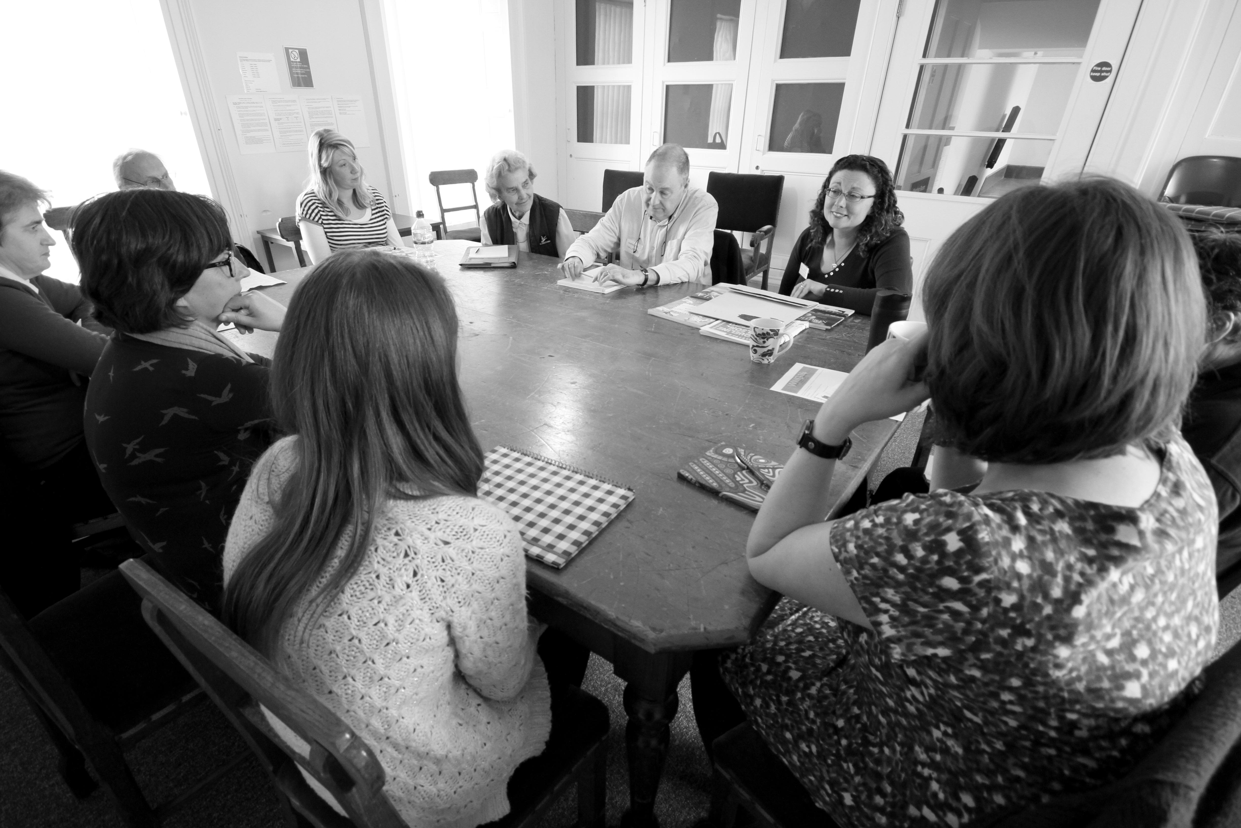 Wigtown Writers Gathering (Photographer: Thomas Andrew Jardine)